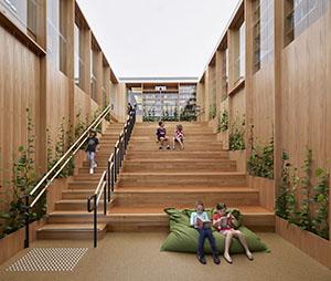 The Bibliotheque International Grammar School Sydney