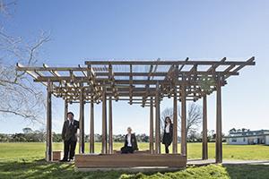 Timber Outdoor Classroom Program Auckland