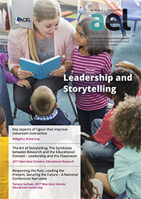 Aust Education Leader Issue Cover Image